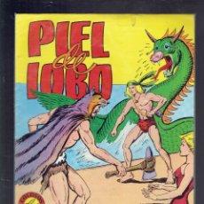 Tebeos: COLOSOS DEL COMIC,PIEL DE LOBO N,3,5,6,7,8 Y 17,E.VALENCIANA AÑO 1980. Lote 178025004