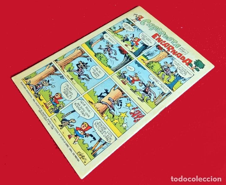 Tebeos: PUMBY - AÑO X - Nº 368 - PREMIO NACIONAL 1963 - AUTOR J.SANCHIS - EDITORIAL VALENCIANA, ORIGINAL - Foto 5 - 178069019