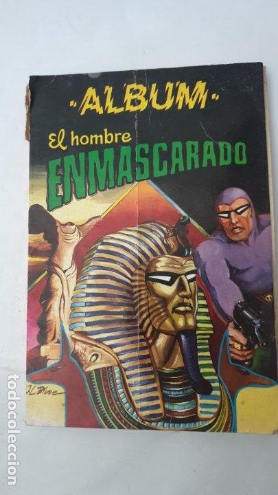 EL HOMBRE ENMASCARADO Nº 3 (Tebeos y Comics - Valenciana - Otros)