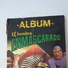 Tebeos: EL HOMBRE ENMASCARADO Nº 3. Lote 178161839