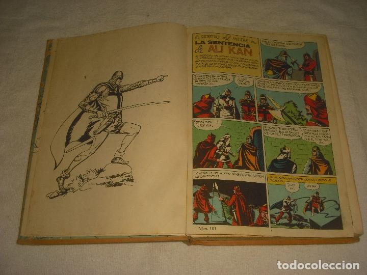 Tebeos: EL GUERRERO DEL ANTIFAZ , TOMO 6. ED. VALENCIANA 1974. CONTINE LOS NUMEROS DEL 101 AL 120. - Foto 3 - 178201181