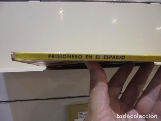 Tebeos: LIBROS ILUSTRADOS PUMBY Nº 5 PRISIONERO EN EL ESPACIO - VALENCIANA - Foto 4 - 178297233