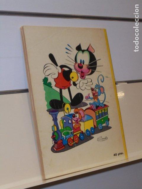 Tebeos: LIBROS ILUSTRADOS PUMBY Nº 42 LA VARITA MAGICA - VALENCIANA - Foto 2 - 178299905