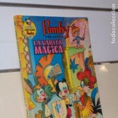 Tebeos: LIBROS ILUSTRADOS PUMBY Nº 42 LA VARITA MAGICA - VALENCIANA. Lote 178299905