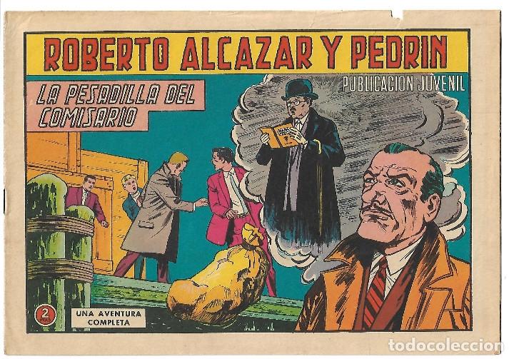 ROBERTO ALCAZAR - 70 ORIGINALES ENTRE EL 801 Y EL 900. SE PUEDEN VENDER SUELTOS (Tebeos y Comics - Valenciana - Roberto Alcázar y Pedrín)