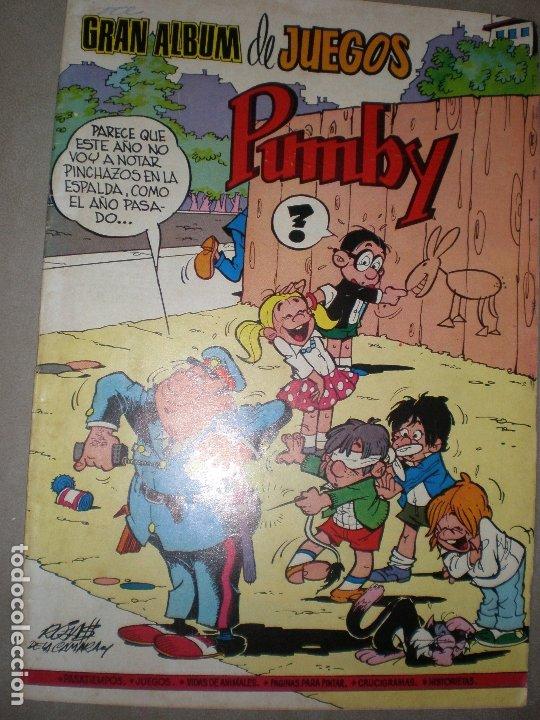 PUMBY (Tebeos y Comics - Valenciana - Pumby)