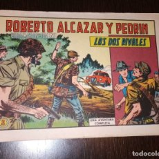 Tebeos: ROBERTO ALCAZAR Y PEDRIN. NUMERO 781. LOS DOS RIVALES. . Lote 178749527