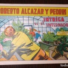 Tebeos: ROBERTO ALCAZAR Y PEDRIN. NUMERO 958. INTRIGA EN EL INTERNADO. . Lote 178750510