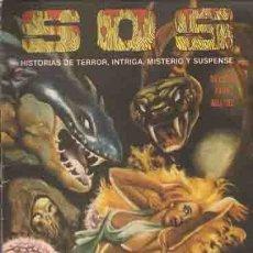 Tebeos: SOS - II ÉPOCA- Nº 58 -ÚLTIMO DE LA COLECCIÓN-1984-GRAN SERGIO TOPPI-MUY DIFÍCIL-CASI FLAMANTE-2116. Lote 178803137