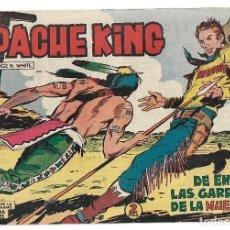 Tebeos: APACHE KING NUM 9 - ORIGINAL. Lote 178809307