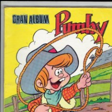 Tebeos: 15 COMICS PUMBY - GRAN ALBUM PUMBY - JUEGOS .. Lote 178831087