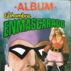 Tebeos: EL HOMBRE ENMASCARADO ALBUM NUMERO 7. Lote 178843195