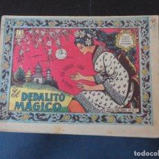 Tebeos: CUENTOS GRAFICOS INFANTILES CASCABEL Nº 129 EDITORIAL VALENCIANA. Lote 179069781