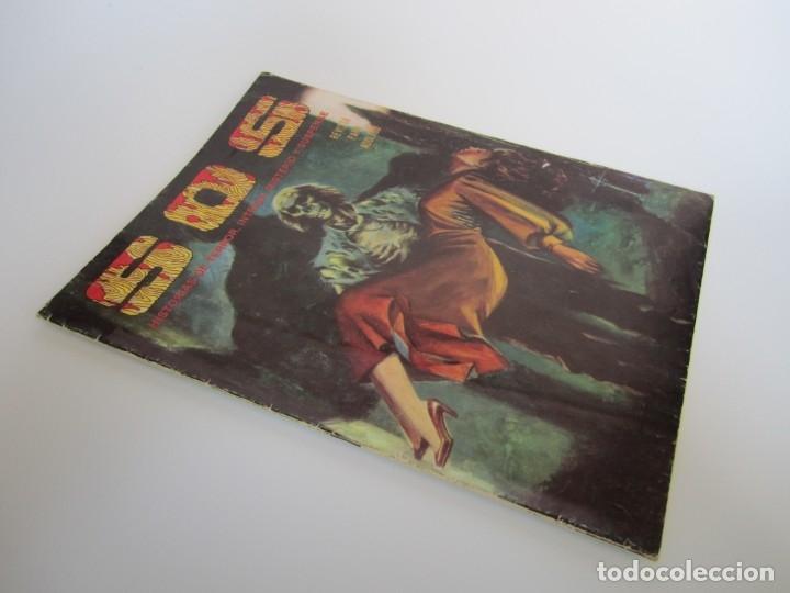 SOS (1980, VALENCIANA) 52 · 30-VII-1983 · S O S (Tebeos y Comics - Valenciana - S.O.S)