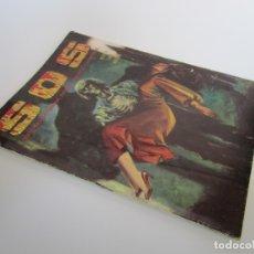 Tebeos: SOS (1980, VALENCIANA) 52 · 30-VII-1983 · S O S. Lote 179078476