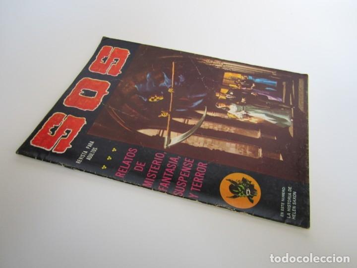 SOS (1980, VALENCIANA) 1 · 18-X-1980 · S O S (Tebeos y Comics - Valenciana - S.O.S)