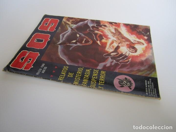 SOS (1980, VALENCIANA) 34 · 17-IV-1982 · S O S (Tebeos y Comics - Valenciana - S.O.S)