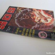 Tebeos: SOS (1980, VALENCIANA) 34 · 17-IV-1982 · S O S. Lote 179079022