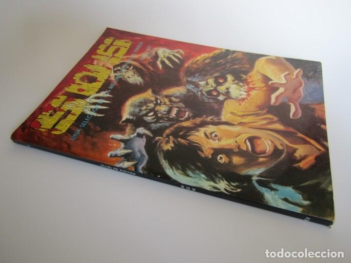 SOS (1980, VALENCIANA) 32 · 6-III-1982 · S O S (Tebeos y Comics - Valenciana - S.O.S)
