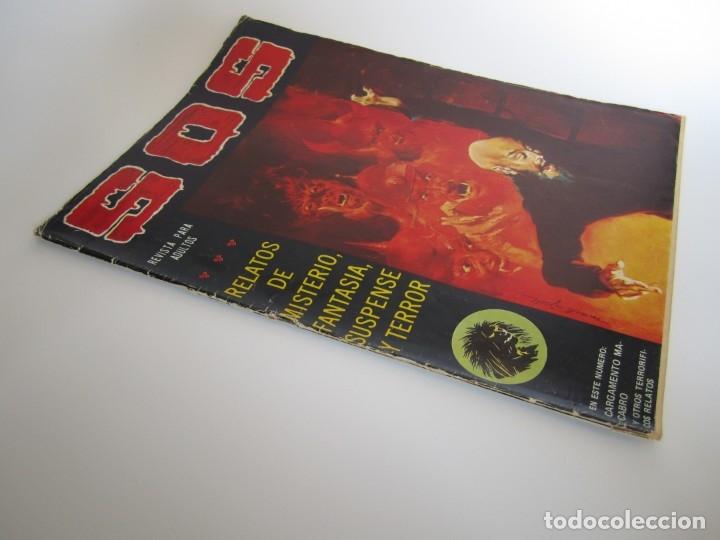 SOS (1980, VALENCIANA) 16 · 16-V-1981 · S O S (Tebeos y Comics - Valenciana - S.O.S)