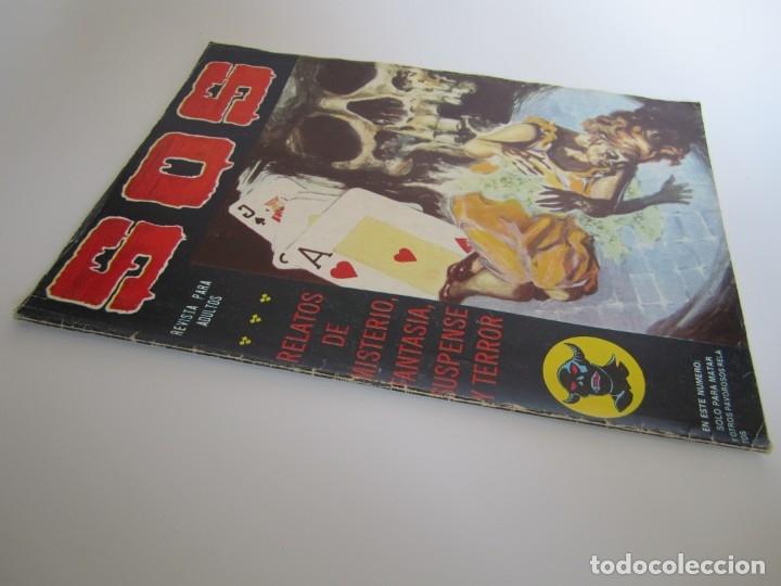 SOS (1980, VALENCIANA) 29 · 9-I-1982 · S O S (Tebeos y Comics - Valenciana - S.O.S)