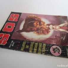 Tebeos: SOS (1980, VALENCIANA) 36 · 15-V-1982 · S O S. Lote 179078917