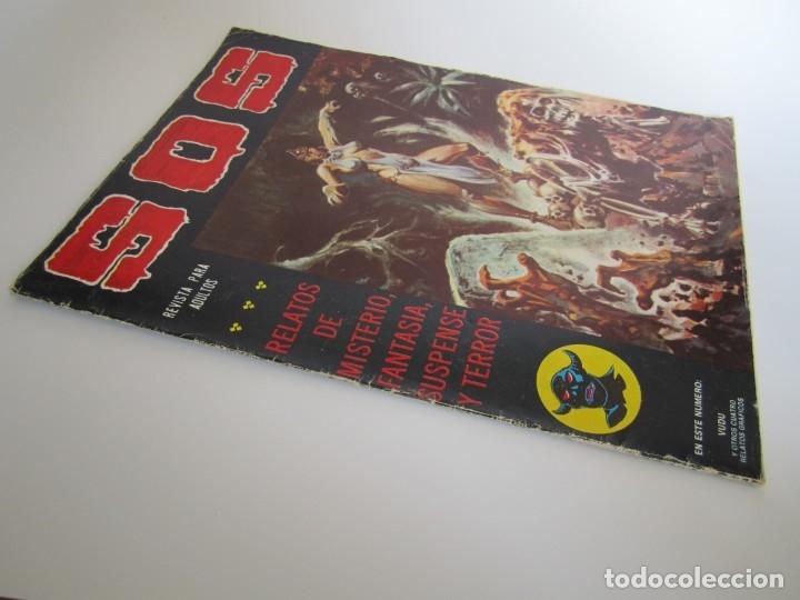 SOS (1980, VALENCIANA) 31 · 20-II-1982 · S O S (Tebeos y Comics - Valenciana - S.O.S)