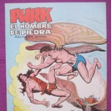 Tebeos: TEBEO PURK EL HOMBRE DE PIEDRA, Nº 102, ELTRAIDOR ALTIBIO, VALENCIANA,. Lote 179085177