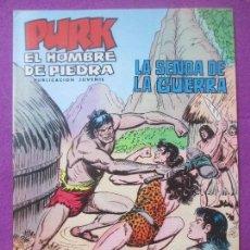 Tebeos: TEBEO PURK EL HOMBRE DE PIEDRA, Nº 48, LA SENDA DE LA GUERRA, VALENCIANA,. Lote 179087983