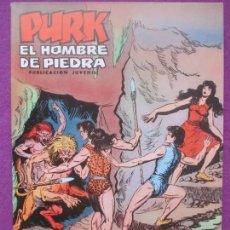 Tebeos: TEBEO PURK EL HOMBRE DE PIEDRA, Nº 103, LA SUERTE DE LIVA, VALENCIANA,. Lote 179088328