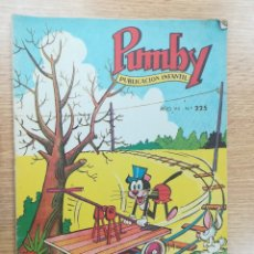 Tebeos: PUMBY #225. Lote 179182493