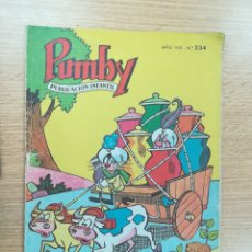 Tebeos: PUMBY #234. Lote 179183408