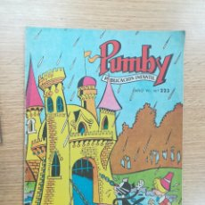Tebeos: PUMBY #223. Lote 179183622
