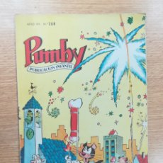 Tebeos: PUMBY #208. Lote 179183696