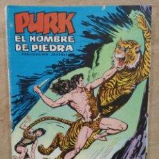 Tebeos: PURK, EL HOMBRE DE PIEDRA - Nº 39, LUCHA TRAS LUCHA - ED. VALENCIANA. Lote 179234668