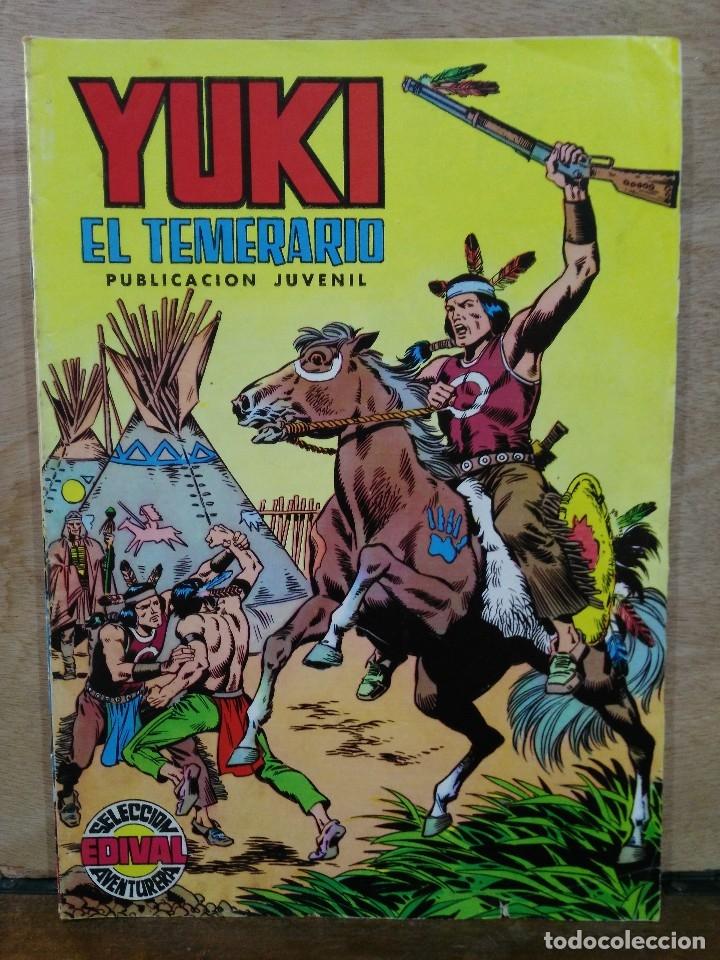 YUKI, EL TEMERARIO - Nº 1, - ED. VALENCIANA (Tebeos y Comics - Valenciana - Selección Aventurera)