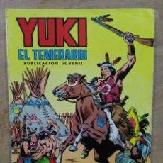 Tebeos: YUKI, EL TEMERARIO - Nº 1, - ED. VALENCIANA. Lote 179235706