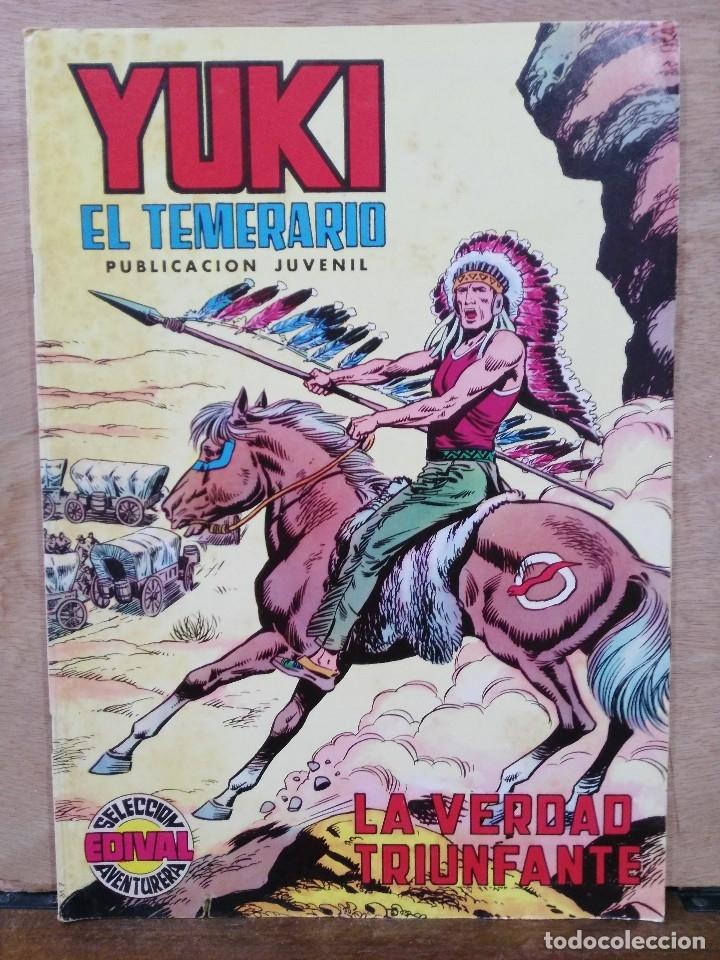 YUKI, EL TEMERARIO - Nº 8, LA VERDAD TRIUNFANTE - ED. VALENCIANA (Tebeos y Comics - Valenciana - Selección Aventurera)