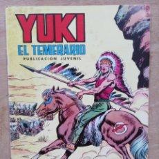 Tebeos: YUKI, EL TEMERARIO - Nº 8, LA VERDAD TRIUNFANTE - ED. VALENCIANA. Lote 179236125