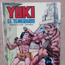 Tebeos: YUKI EL TEMERARIO - Nº 15, TRAICIÓN EN LA SOMBRA - ED. VALENCIANA. Lote 179236946