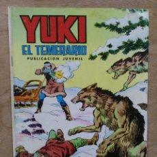 Tebeos: YUKI EL TEMERARIO - Nº 21, EL GENIO DEL MAL - ED. VALENCIANA. Lote 179237286