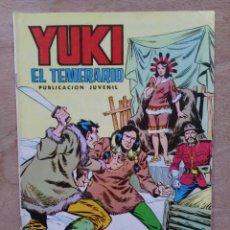 Tebeos: YUKI EL TEMERARIO - Nº 22, LA VOZ DE LA VICTORIA - ED. VALENCIANA. Lote 179237370