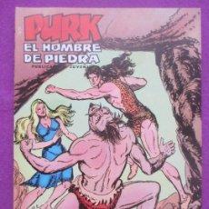 Tebeos: TEBEO PURK EL HOMBRE DE PIEDRA, Nº 111, LA VICTORIA QUE ERA IMPOSIBLE, VALENCIANA,. Lote 179249641