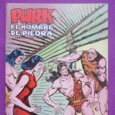 Tebeos: TEBEO PURK EL HOMBRE DE PIEDRA, Nº 110, LA OBRA DE RODO, VALENCIANA,. Lote 179249720
