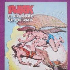 Tebeos: TEBEO PURK EL HOMBRE DE PIEDRA, Nº 102, ELTRAIDOR ALTIBIO, VALENCIANA,. Lote 179250051