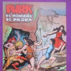 Tebeos: TEBEO PURK EL HOMBRE DE PIEDRA, Nº 103, LA SUERTE DE LIVA, VALENCIANA,. Lote 179250096