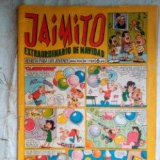 Tebeos: JAIMITO-SEMANAL- Nº 789 -EXTRAORDINARIO NAVIDAD-1964-PALOP-NIN-KARPA-SANCHIS-DIFÍCIL-BUENO-2164. Lote 179318302
