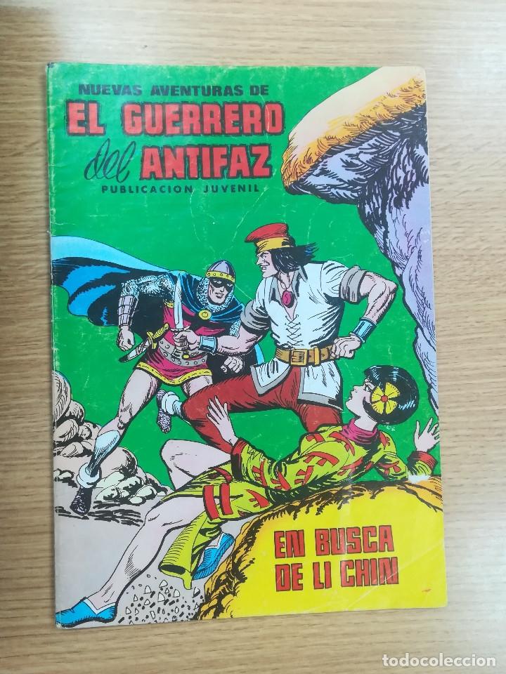 NUEVAS AVENTURAS DEL GUERRERO DEL ANTIFAZ #26 (Tebeos y Comics - Valenciana - Guerrero del Antifaz)