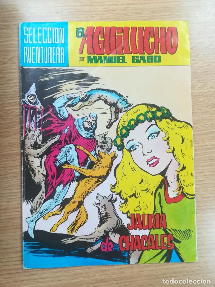EL AGUILUCHO #6 (Tebeos y Comics - Valenciana - Otros)