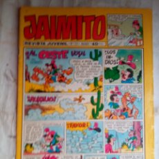 Tebeos: JAIMITO-SEMANAL- Nº 1553 -1980-KARPA-SERAFIN-SABATÉS-MORANTE-LAGOA-A.MARCET-DIFÍCIL-M. BUENO-2172. Lote 179338043